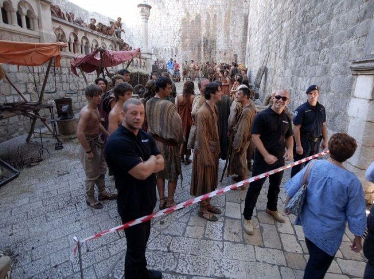 Gra o Tron w Chorwacji