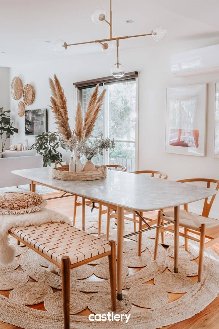 Amazing Interiors With Beautiful Natural Light Dream Dining Room