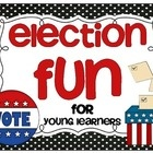 Election Fun for young learners!: Teaching Idea, Classroom Idea, Elect Fun, Assessment Freebies, Amazing Work, Elect Activities, Holidays Schools, Young Learners, Classroom History