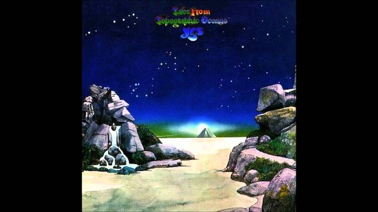 OMG TIMELESS MASTERPIECE Yes - Tales from Topographic Oceans (Full Album)