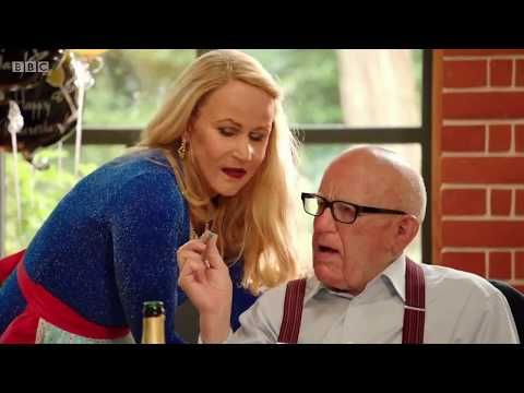 (1) Tracey Ullman - Jerry Hall and Rupert Murdoch - YouTube