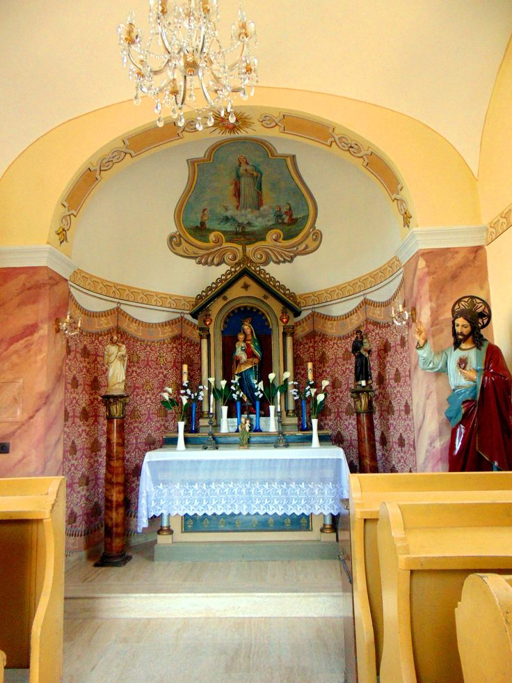 a lédeci kápolna