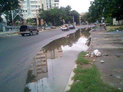 Onamet pronostica aguaceros con tormentas eléctricas por onda tropical