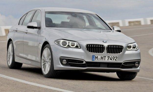 #BMW Serie 5 2013