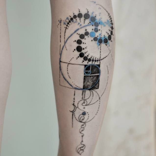 25+ best ideas about Golden ratio tattoo on Pinterest ...