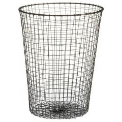 modern waste baskets by The Container Store