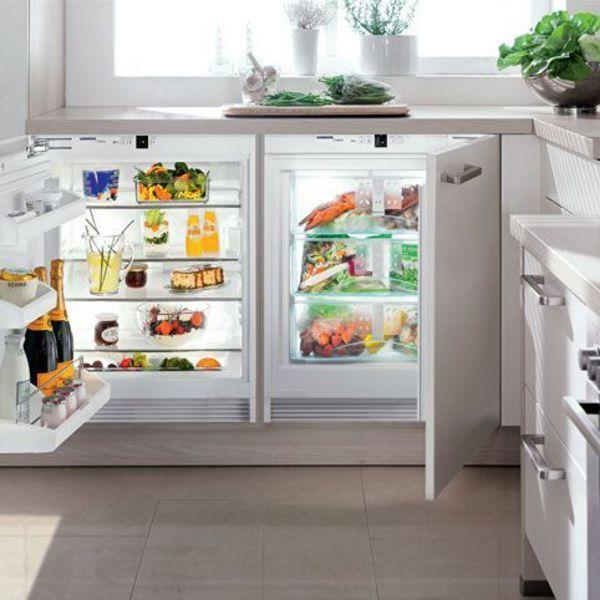 Le réfrigérateur double