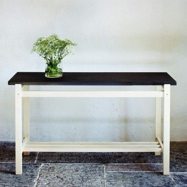Kinnekulle sideboard. An airy, timeless side table on the edge of the sacred.   #TornboMöbler