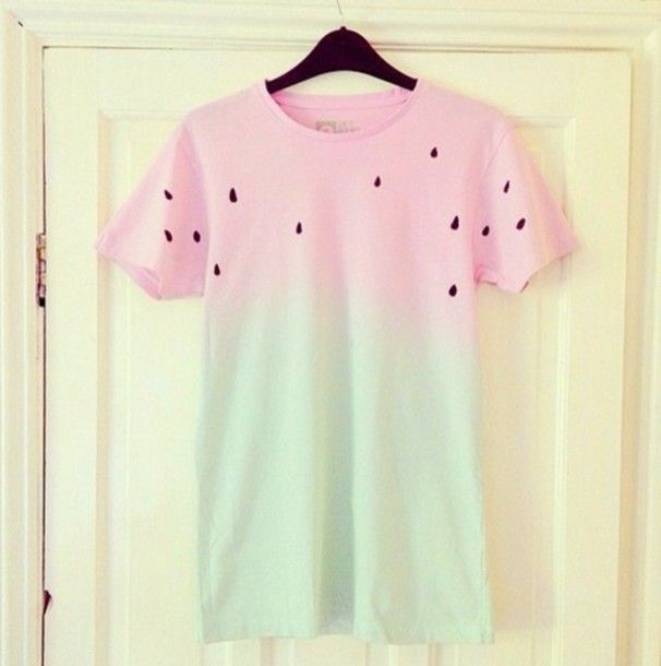 50 best ombr effekt images on pinterest ombre shirt diy ombre t shirt watermelon print pink green pastel ombre ombr ombre top vintage outfit idea ideas diy do it yourself at home easy cute nice pretty nice light love solutioingenieria Gallery