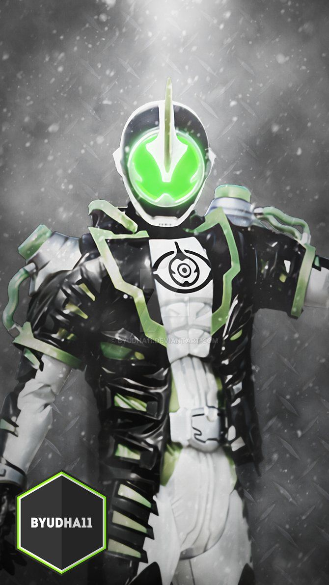 Kamen Rider Necrom With Blizzard Action Edit: Photoshop Facebook: Bagus yudha