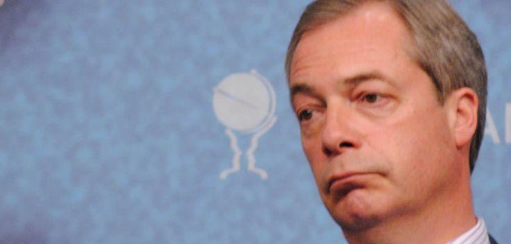 UKIP's Nigel Farage abandons Rotherham event amid protests http://descrier.co.uk/politics/ukips-nigel-farage-abandons-rotherham-event-amid-protests/