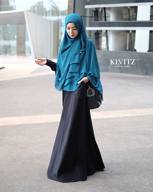 KIVITZ: All Colours of Mysha Khimar