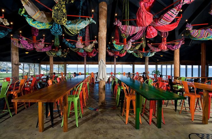 Clancy's Fish Bar City Beach,© Jody D'Arcy