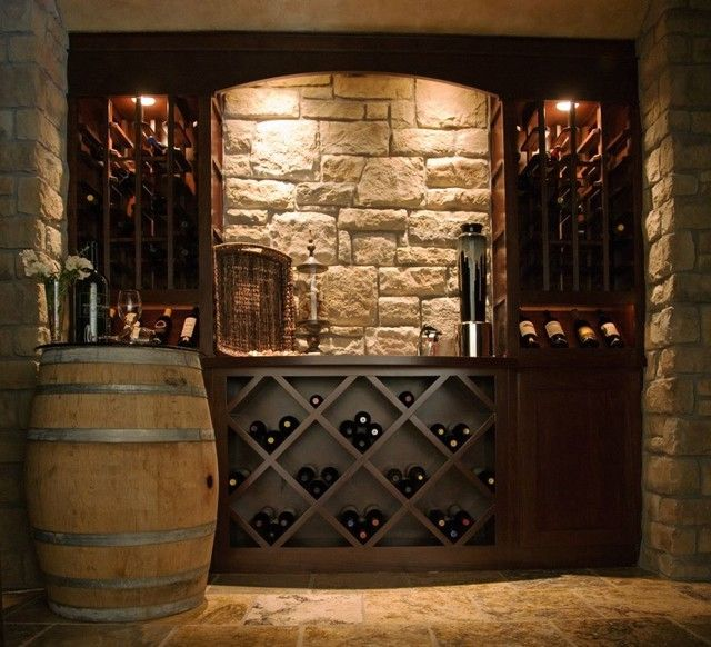 Wine Tasting Room Decor