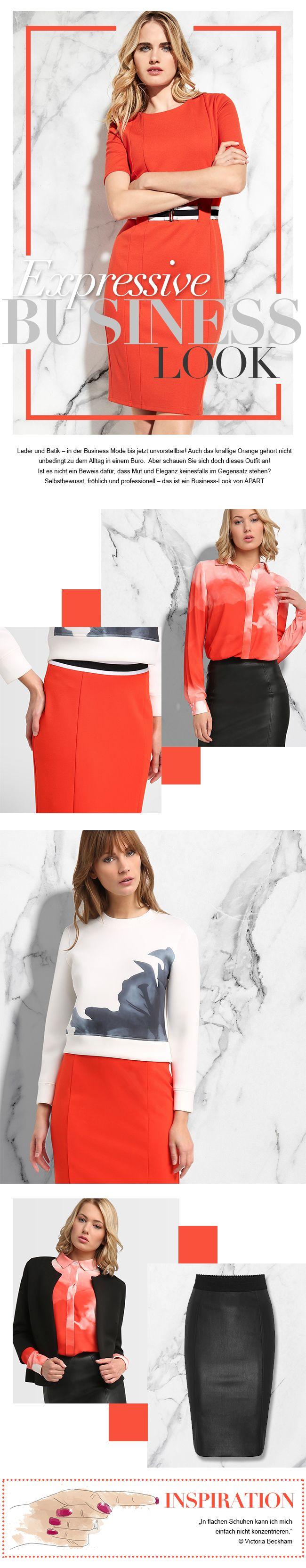 Business Look mit richtigem Pepp #abart #businessmode #businesslook #büromode #orange #ixpressive #mode #fashiontrends  #styling #stylingtipps #stylingtippsbuero