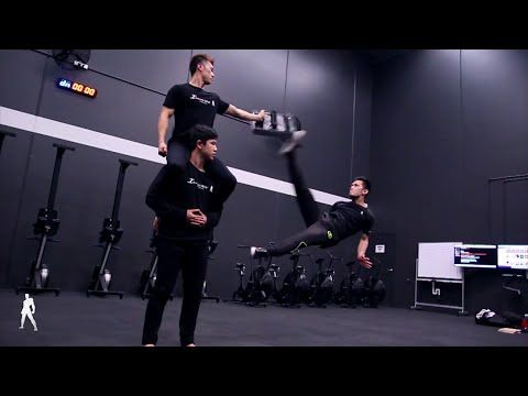 [HD] EXTREME Martial Arts and Tricking | INVINCIBLE TECH TRAINING - YouTube