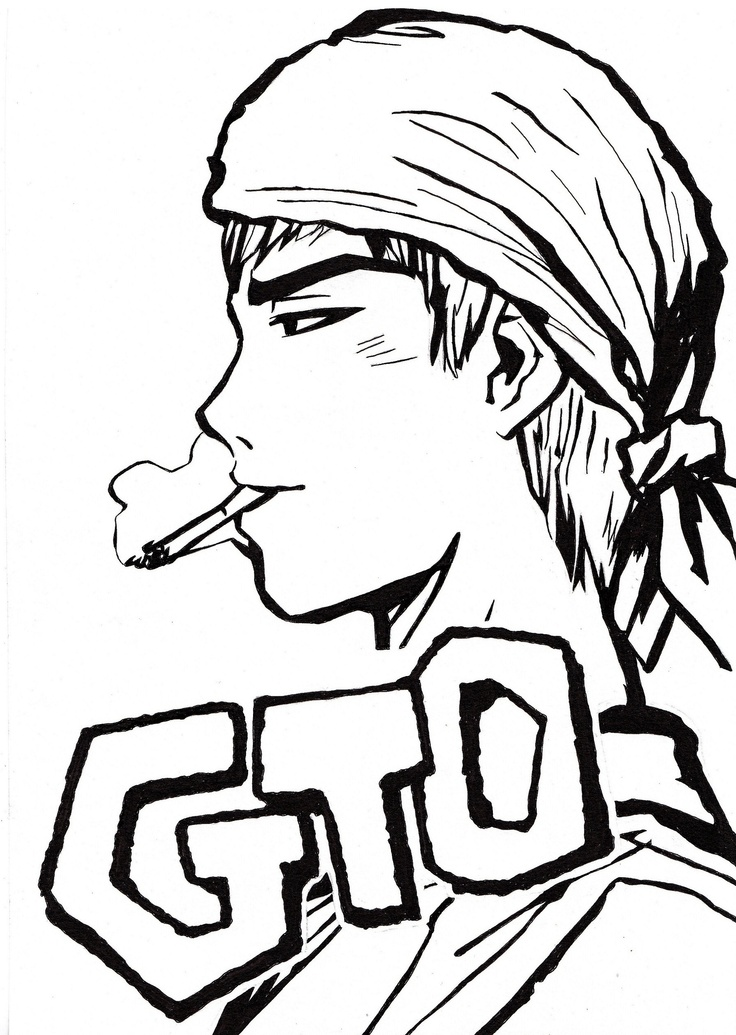 great teacher onizuka  | Great Teacher Onizuka par Onibaku
