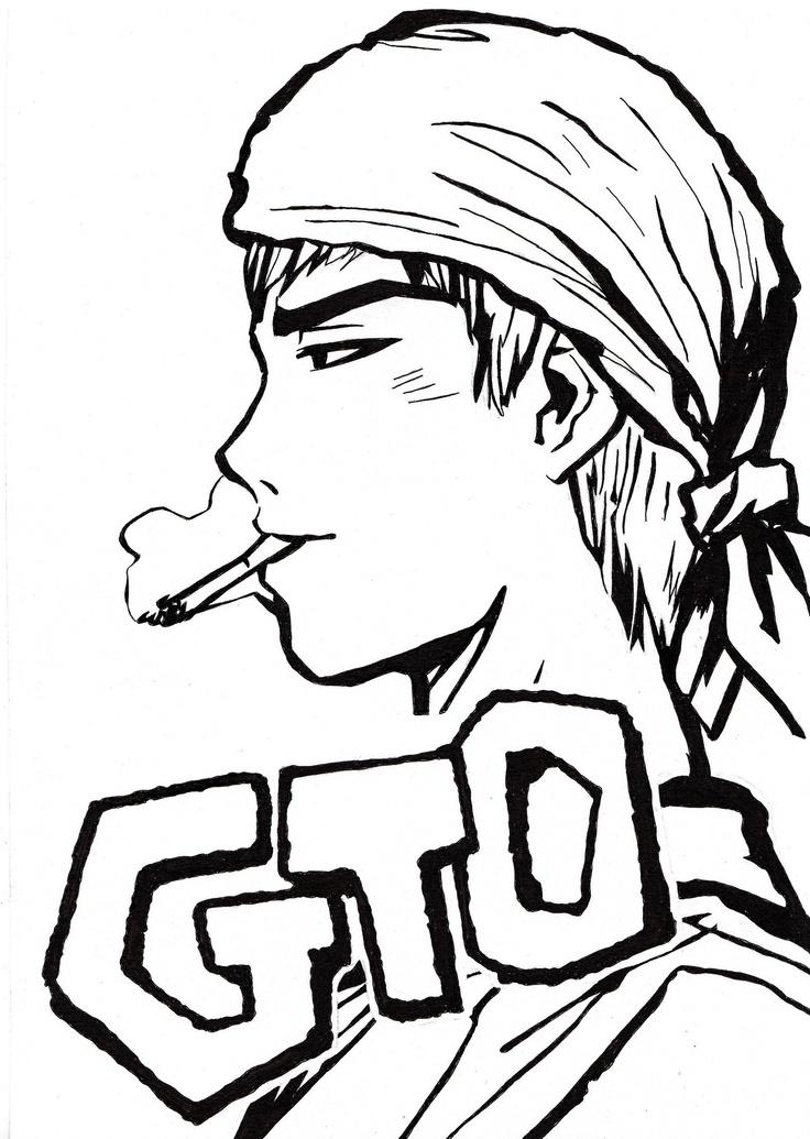 great teacher onizuka  | Great Teacher Onizuka par Onibaku