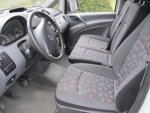 Mercedes Benz Vito 111 CDi Cargo