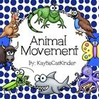 animal movement for kids - photo #24