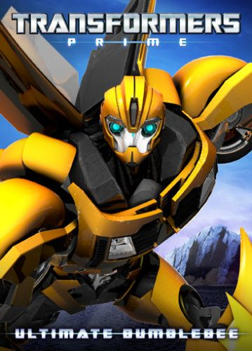 Transformers Prime: Ultimate Bumblebee DVD US/CAN 4/14