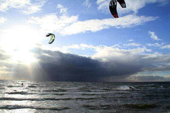Kitesurfen Insel Rügen