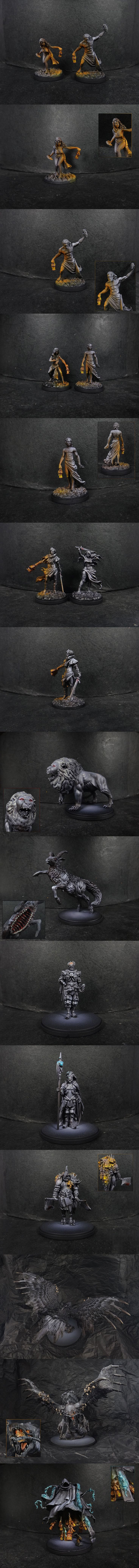 45 best Kingdom Death Monster images on Pinterest | Miniatures ...