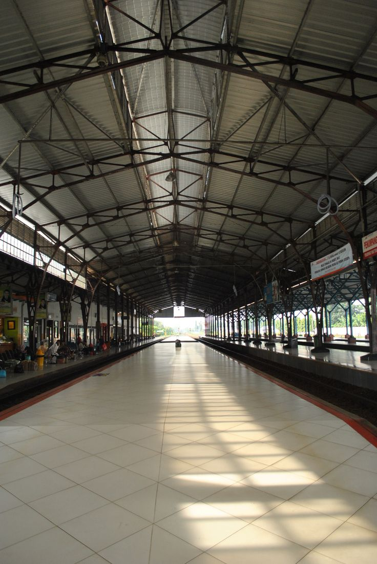 Stasiun Kereta Purwokerto