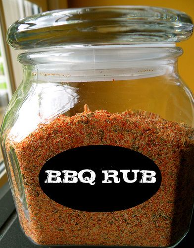 (7-04-2016) This is the rub we use on our pork ribs. we also added 2- T. chili powder. This also works well on beef briskets and chicken. BBQ RUB