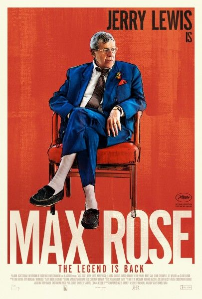 'Max Rose' Trailer Finds Jerry Lewis' Jazz Legend Dealing With Death & Infidelity