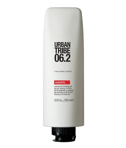 Urban Tribe 06.2 xcentric - Styling and finishing gel. #hair #style #beauty