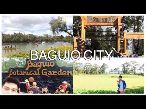 WHERE TO GO IN BAGUIO | Gee Cid - WATCH VIDEO HERE -> http://philippinesonline.info/travel/where-to-go-in-baguio-gee-cid/   Camp John Hay Wright Park Mines View Park Bothanical Garden Video credit to the YouTube channel owner