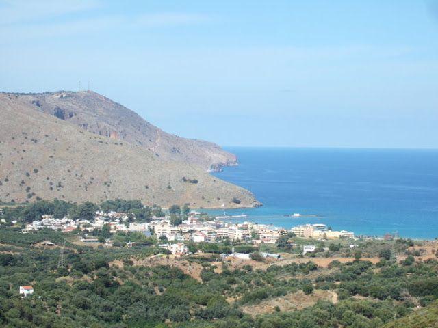 Cretan Cornucopia : Mathes Taverna