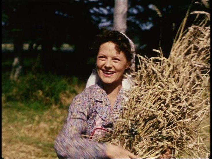 Som Anna i Vagabonderne på bakkegården fra 1958