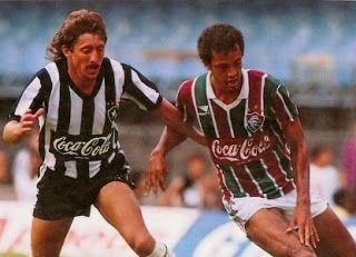 Blog Esportivo do Suíço:  Morre Mazolinha, ex-jogador do Botafogo, destaque do título carioca de 89