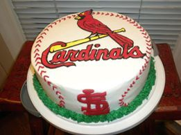 18 best STL CARDINALS BIRTHDAY THEME images on Pinterest Baseball