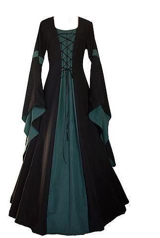 Mittelalter Kleid Schnittmuster? | Sewing | Pinterest | Mittelalter ...