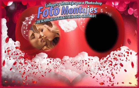 Fotomontaje de Amor. - Fondos para Fotos y Foto Montajes en alta calidad.