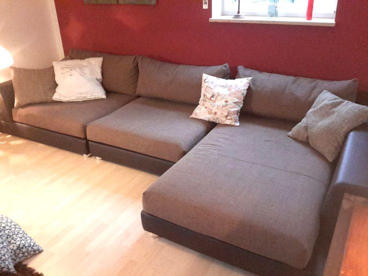 Tolle sofa wohnlandschaft