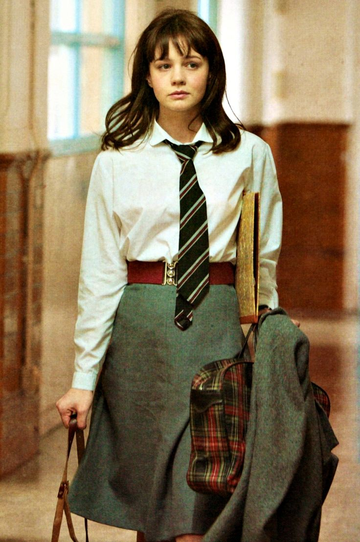 157 best cinema costumes images on pinterest movie for Womens school uniform shirts