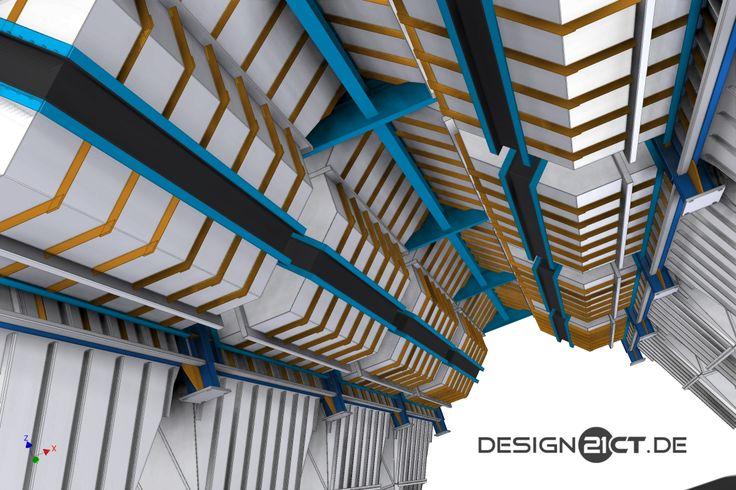Bei diesem Projekt wurde ein zweireihiger Schlauchfilter bis zum Detaillierungsgrad Werkstattplanung mit dem Autodesk Inventor verwirklicht. Als Kostruktionsgrundlage diente wie üblich die Aufgstel…