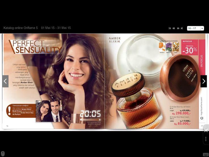 Amber Elixir Eau de parfum 50 ml