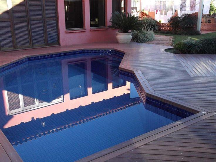 piscina de plastico sob medida