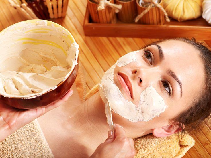 Антивозрастные маски для лица и шеи