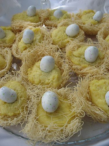 Greek Easter Nests