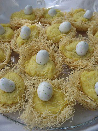 Greek Easter Nests