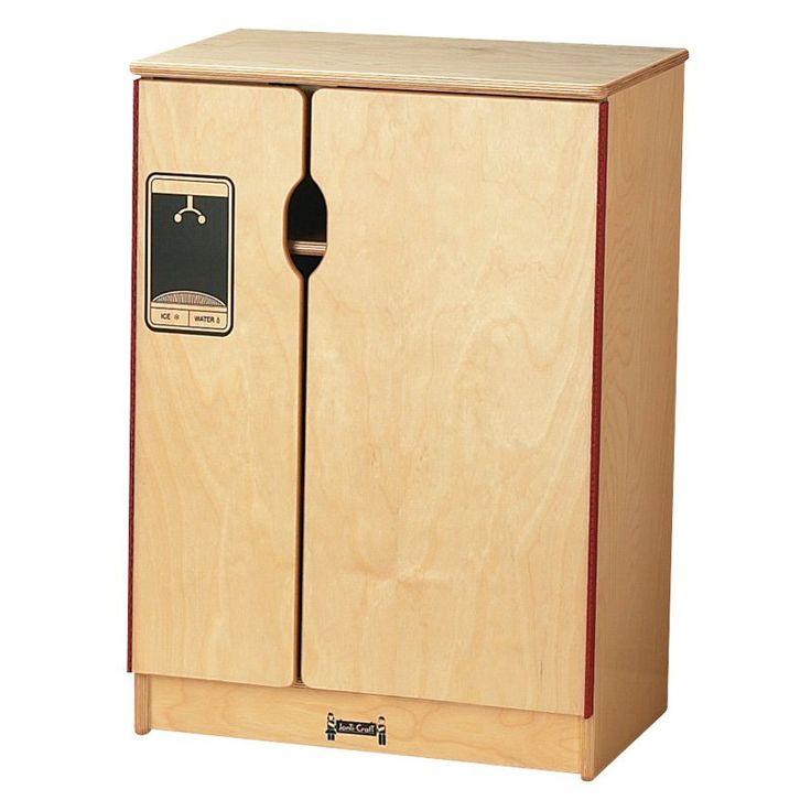 Jonti-Craft Kinder-Kitchen Refrigerator - 04061JC