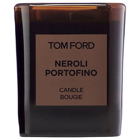 Buy TOM FORD Private Blend Neroli Portofino Candle Online at johnlewis.com
