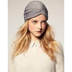 Grey Turban for R240.00