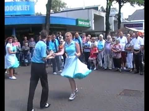 Dance to the 60's   Rock 'n Roll Dance Show at the Sweetlake Rock 'n Rol...